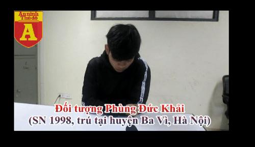 Hà Nội: Mang điện thoại đi sửa, cô gái để lộ clip nhạy cảm và bị tống tiền - Ảnh 1