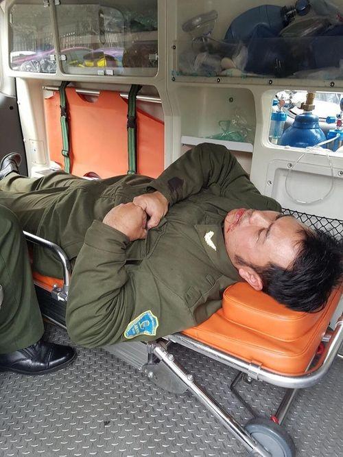 """Tạm giữ người phụ nữ """"cò mồi"""" đánh nhân viên an ninh sân bay Nội Bài gãy 4 răng cửa - Ảnh 2"""