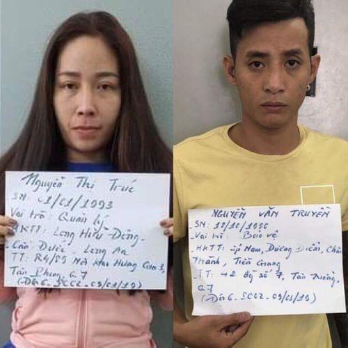"""3 nhân viên Spa bán dâm cho khách nước ngoài ở phòng Vip: Lời khai gây """"sốc"""" của nữ quản lý - Ảnh 1"""