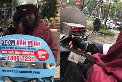 """Cô gái tố đi """"xe ôm Văn Minh"""" 10km hết 500.000 đồng: Trần tình bất ngờ của tài xế - Ảnh 1"""