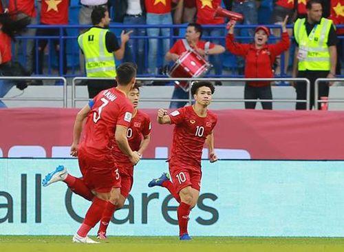 Việt Nam hạ Jordan 4-2 trên chấm 11m, điều ước ngày sinh nhật của Đức Huy thành sự thật - Ảnh 1