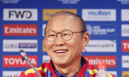 """HLV Park Hang-seo: """"Các cầu thủ Việt Nam sẽ chiến đấu không sợ hãi đến những phút cuối cùng"""" - Ảnh 1"""