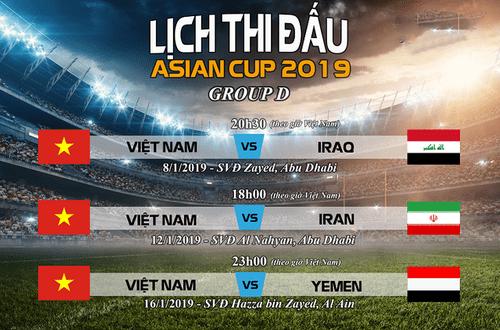 Asian Cup 2019:  Hé lộ nhân vật bí ẩn cầm còi trận mở màn của tuyển Việt Nam - Iraq - Ảnh 2