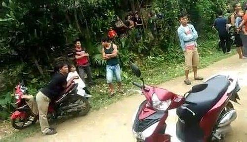 Vụ chồng bị thương ôm thi thể vợ ở Nghệ An: Lạnh người lời khai nghi phạm - Ảnh 1