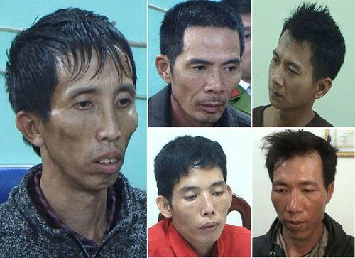 Vụ nữ sinh giao gà bị hiếp dâm, sát hại: 5 nghi phạm đều nghiện ma túy, có nhiều tiền án tiền sự - Ảnh 1