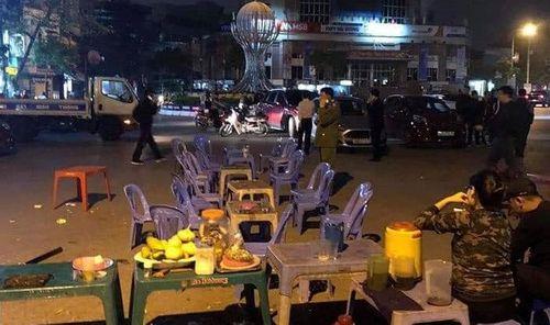 Điều tra nhóm thanh niên bị truy sát khi đang ngồi uống trà đá, 1 người chết - Ảnh 1