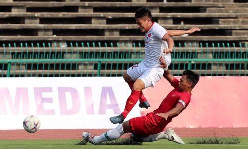 Thua Indonesia 0 - 1 ở bán kết, U22 Việt Nam tuột mất giấc mơ vô địch - Ảnh 1