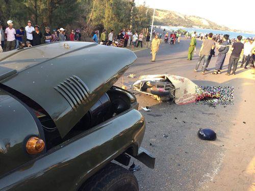 Tin tai nạn giao thông mới nhất ngày 25/2/2019: Xót xa cảnh cha chồng và con dâu tử nạn dưới bánh xe bồn - Ảnh 2