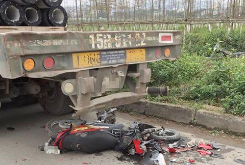 Tin tai nạn giao thông mới nhất ngày 25/2/2019: Xót xa cảnh cha chồng và con dâu tử nạn dưới bánh xe bồn - Ảnh 3