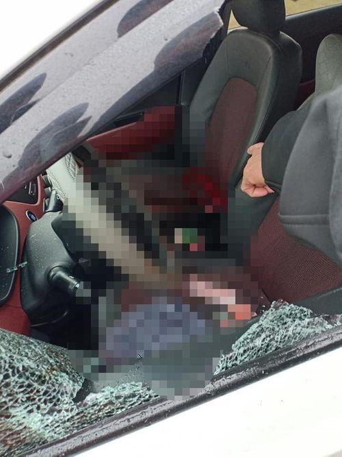 Vụ chặn đường, sát hại nữ tài xế trong ô tô: Hàng xóm tiết lộ thông tin bất ngờ về nghi phạm - Ảnh 1