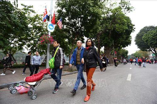 Hà Nội - Thành phố vì hòa bình sẵn sàng cho Hội nghị Thượng đỉnh Mỹ - Triều Tiên - Ảnh 2