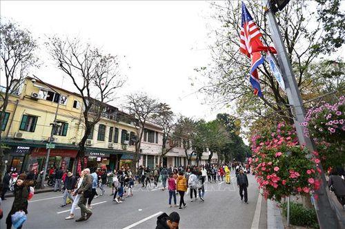 Hà Nội - Thành phố vì hòa bình sẵn sàng cho Hội nghị Thượng đỉnh Mỹ - Triều Tiên - Ảnh 4