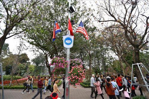 Hà Nội - Thành phố vì hòa bình sẵn sàng cho Hội nghị Thượng đỉnh Mỹ - Triều Tiên - Ảnh 5