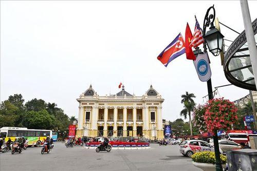 Hà Nội - Thành phố vì hòa bình sẵn sàng cho Hội nghị Thượng đỉnh Mỹ - Triều Tiên - Ảnh 7