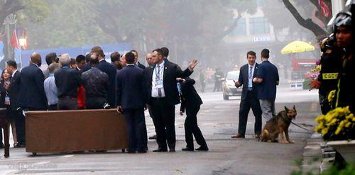 Hội nghị thượng đỉnh Mỹ - Triều ngày 2: An ninh cao độ tại khách sạn Metropole - Ảnh 1
