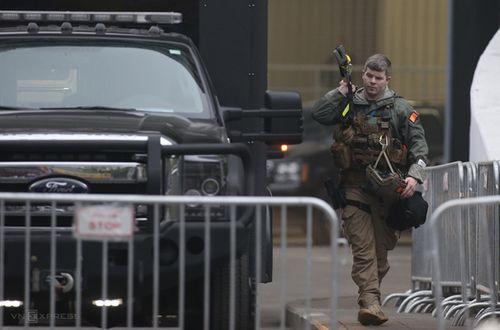 Hội nghị thượng đỉnh Mỹ - Triều ngày 2: An ninh cao độ tại khách sạn Metropole - Ảnh 2