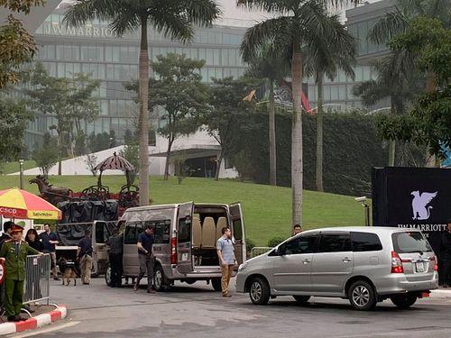 Hội nghị thượng đỉnh Mỹ - Triều ngày 2: An ninh cao độ tại khách sạn Metropole - Ảnh 7