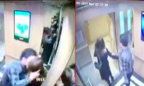 Vụ cô gái trẻ bị sàm sỡ trong thang máy chung cư: Giám đốc Công an Hà Nội lên tiếng - Ảnh 1
