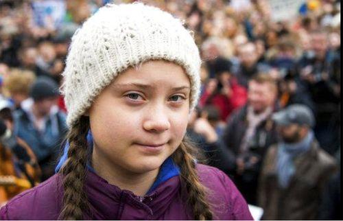 Nữ sinh 16 tuổi người Thụy Điển được đề cử giải Nobel Hòa bình 2019 - Ảnh 1