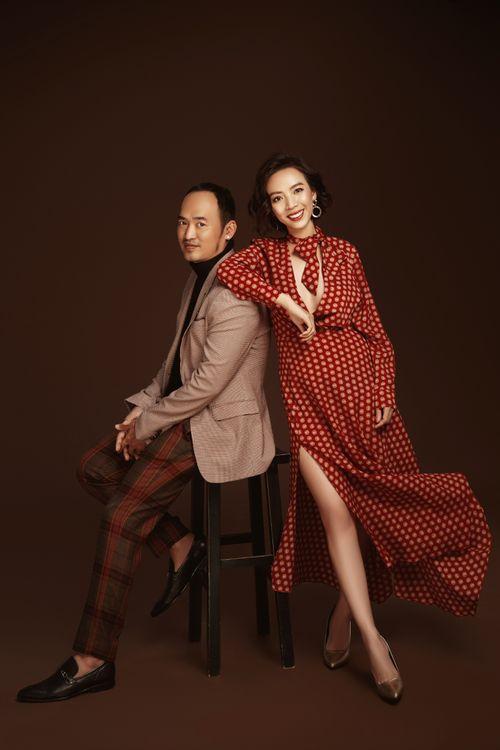 """Bị nghi mang bầu lần 2, """"hoa hậu làng hài"""" Thu Trang nói điều bất ngờ - Ảnh 1"""