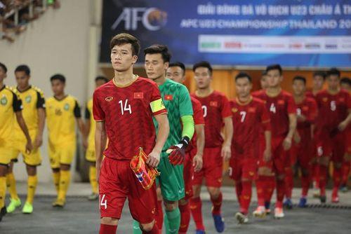 """U23 Việt Nam 6-0 U23 Brunei: """"Cơn mưa"""" bàn thắng trên sân Mỹ Đình - Ảnh 4"""