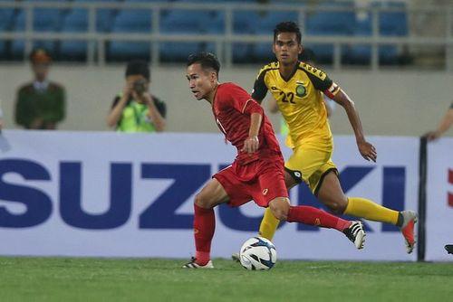 """U23 Việt Nam 6-0 U23 Brunei: """"Cơn mưa"""" bàn thắng trên sân Mỹ Đình - Ảnh 2"""
