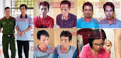 Video: Vợ Bùi Văn Công tỉnh bơ kể việc phát hiện thi thể nữ sinh giao gà - Ảnh 2