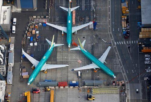 Boeing hoàn tất bản chỉnh sửa hệ thống điều khiển máy bay 737 MAX - Ảnh 1