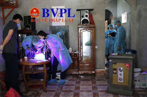 Vụ nữ sinh giao gà bị sát hại ở Điện Biên: Cận cảnh cuộc khám xét dài kỷ lục nhà Bùi Văn Công - Ảnh 1