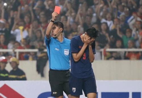 """Cầu thủ đấm vào mặt Đình Trọng: """"Tấm thẻ đỏ là bài học quý giá trong sự nghiệp của tôi"""" - Ảnh 1"""