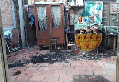Tin tức thời sự 24h mới nhất ngày 29/3/2019: Người đàn ông chết cháy trong căn nhà với bình gas mở van - Ảnh 1