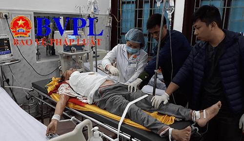 Vụ thầy bói truy sát cả gia đình thầy cúng ở Nam Định: Bé 18 ngày tuổi may mắn thoát nạn - Ảnh 2