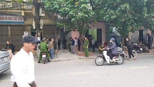 Vụ truy sát cả gia đình hàng xóm ở Nam Định: Thầy cúng đã tử vong - Ảnh 1