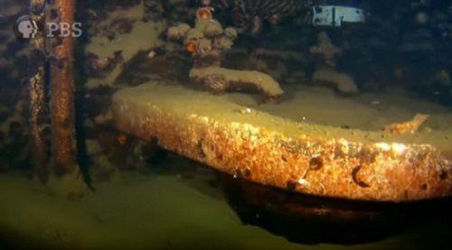 Bí ẩn bên trong chiến hạm Mỹ bị Nhật đánh chìm trong trận Trân Châu Cảng - Ảnh 2