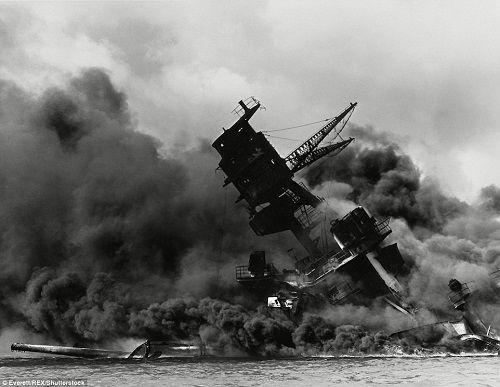Bí ẩn bên trong chiến hạm Mỹ bị Nhật đánh chìm trong trận Trân Châu Cảng - Ảnh 5