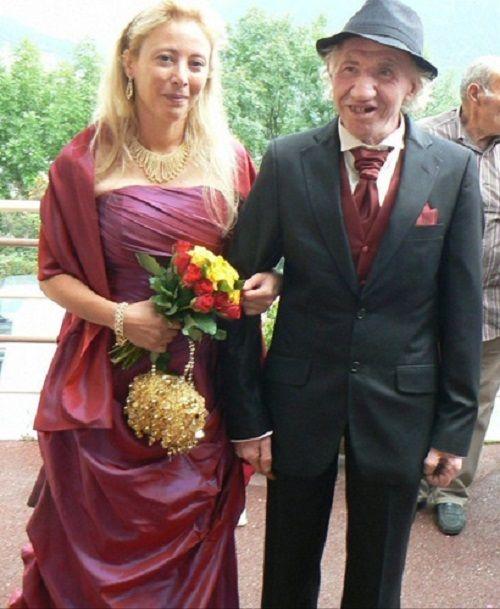 Người phụ nữ xinh đẹp đồng ý cưới cụ ông 67 tuổi và cái kết không ngờ - Ảnh 1