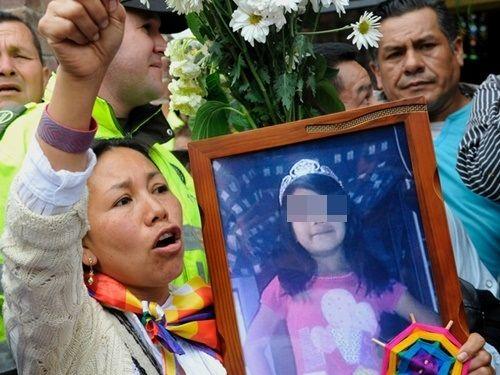 Phát hiện thi thể bé gái 7 tuổi nghi bị bắt cóc, hãm hiếp - Ảnh 3