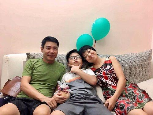 MC Thảo Vân lần đầu nói về bố của chồng cũ Công Lý - Ảnh 3