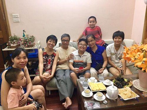 MC Thảo Vân lần đầu nói về bố của chồng cũ Công Lý - Ảnh 2