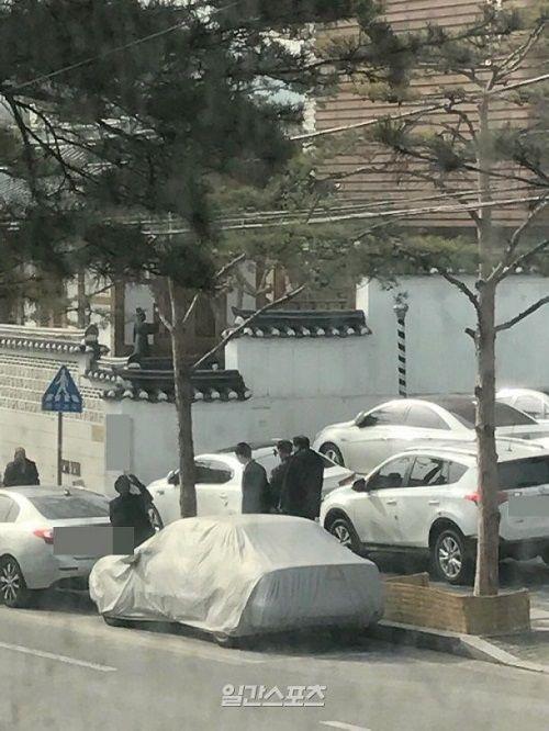 Hình ảnh đầu tiên của đám cưới Kim Tae Hee - Bi Rain diễn ra hôm nay - Ảnh 1