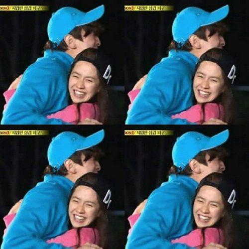 lee kwang soo and song ji hyo dating chung