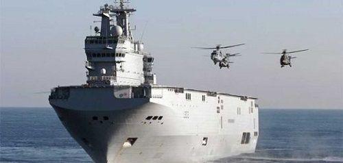 'Nắn gân' TQ, chiến hạm Pháp tới Thái Bình Dương tập trận với Mỹ, Nhật và Anh - Ảnh 1