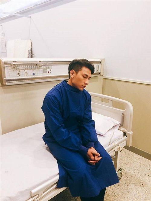 Isaac nhập viện vì kiệt sức khi quay phim ở Hàn Quốc - Ảnh 1