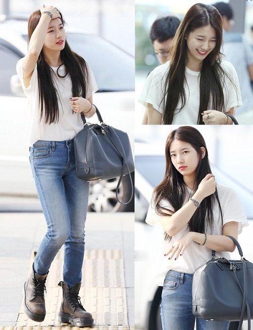 Lee Min Ho-Suzy dẫn đầu top 4 cặp đôi có gu thời trang đẳng cấp nhất showbiz Hàn - Ảnh 6