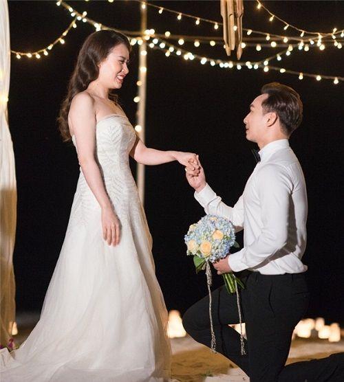 Bộ ảnh cưới lãng mạn MC Thành Trung và bạn gái 9x ở Quảng Ninh - Ảnh 1
