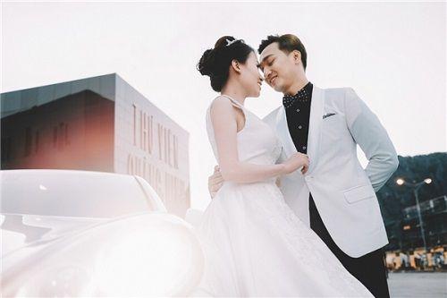Bộ ảnh cưới lãng mạn MC Thành Trung và bạn gái 9x ở Quảng Ninh - Ảnh 5