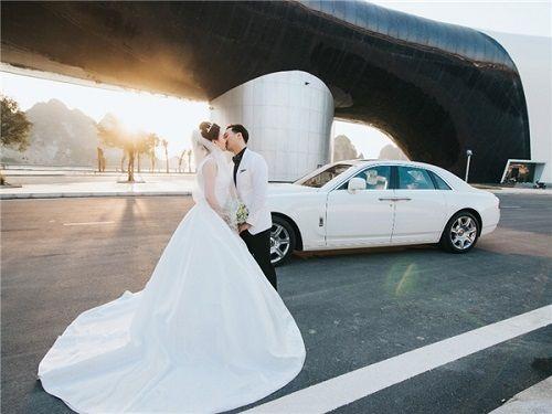 Bộ ảnh cưới lãng mạn MC Thành Trung và bạn gái 9x ở Quảng Ninh - Ảnh 8