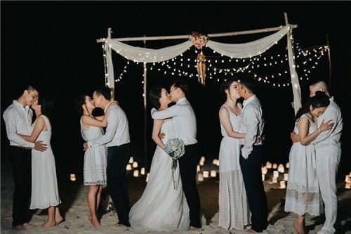 Bộ ảnh cưới lãng mạn MC Thành Trung và bạn gái 9x ở Quảng Ninh - Ảnh 2