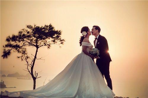 Bộ ảnh cưới lãng mạn MC Thành Trung và bạn gái 9x ở Quảng Ninh - Ảnh 13
