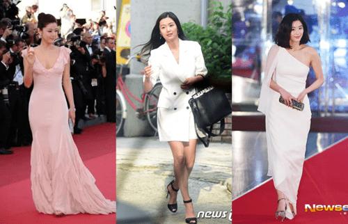 """Nữ diễn viên tự nhận mình đẹp hơn cả """"nữ thần"""" Kim Tae Hee và Jeon Ji Hyun - Ảnh 5"""